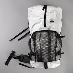 Hyperlite Mountain Gear 4400 Windrider Serious about minimalism? Then this is the pack for you.