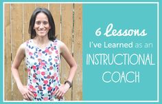 6 Lessons I've Learned as an Instructional Coach | Ms. Houser