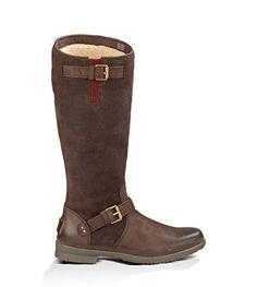 036cb8519a5 UGG Australia Womens Thomsen Boot Black Size 5