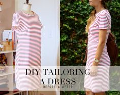 Merrick's Art // Style + Sewing for the Everyday Girl: HOW TO TAILOR YOUR CLOTHES