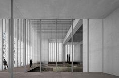 Musée des Beaux–arts, David Chipperfield: