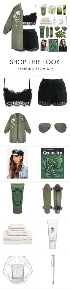 """""""♬ f o r g e t f u l n e s s  ♬"""" by beyond-my-thoughts ❤ liked on Polyvore featuring Chicwish, Ray-Ban, Sisley, Welspun, H2O+, Bloomingville, Lamy, simple_sets_by_claris and snowinseptember5years"""