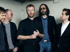 #TheNational start working on new album in October
