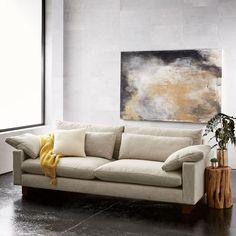 Harmony Down-Filled Sofa (92