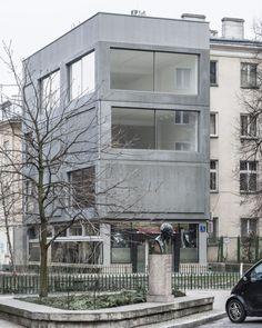 Diener & Diener . Foksal Gallery Foundation . Warsaw (2)