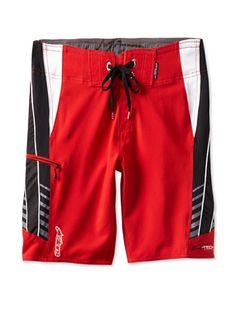 57% OFF Alpinestars Men's Performer Boardshort (Bright Red)