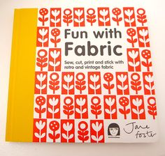I first started buying things from Jane eight years ago - I love her retro style. I highly recommend this book!