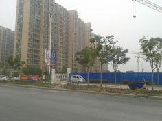 New Building Cluster of Tianducheng Hangzhou