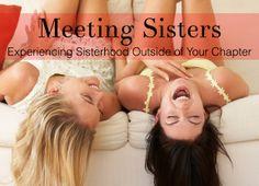 MEETING SISTERS