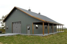 Pole barn house pole barn shop elegant gallery of pole barn house plans and prices shop . Metal Shop Houses, Metal Shop Building, Building A House, Building Ideas, Barn Houses, Building Systems, Metal Building Homes Cost, Morton Building, Green Building
