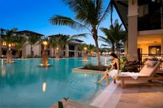 """""""Hotel Pullman Port Douglas Sea Temple Resort and Spa"""" QLD Australia Beach Resorts, Hotels And Resorts, Luxury Resorts, Oh The Places You'll Go, Places To Visit, Lagoon Pool, Temple, Australia Travel, Queensland Australia"""