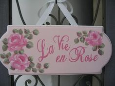La vie en rose.... Lala