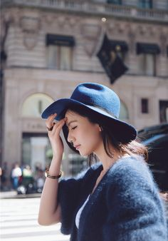 Gao Yuanyuan Classy in New York | Cfensi #Gaoyuanyuan
