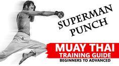 Muay Thai Training | Superman punch | มวยไทย