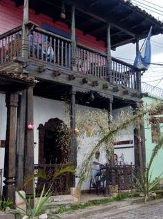 Valle De Angeles,Honduras