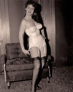 Jacky Miller 1954 vintage
