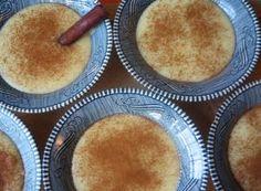 Natilla de vainilla, dulce tradicional Cuba