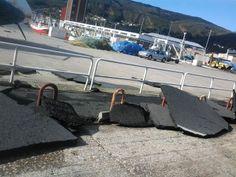 Fotos tras el temporal en A Coruña