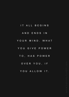 Your words are thoughts in action, and they are more powerful than your thoughts alone. What are you thinking about now? www.thesecret.tv
