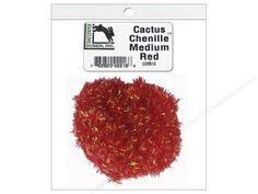 Hareline Dubbin Cactus Chenille Medium