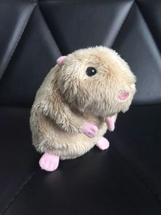 Perfect Pets HAMSTER PLUSH SOFT TOY 13cm by Golden Bear Products 2002 RSPCA | eBay