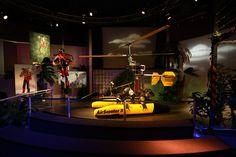 Airscooter display