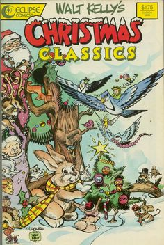 200 Comic Book Covers Celebrating The Holiday Season