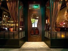 Absinthe: Brasserie & Bar - 398 Hayes Street at Gough, San Francisco - 415.551.1590 (reference to Gal Meets Glam - 2013 March 18)