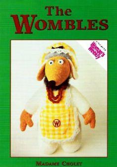 The Wombles: Madame Cholet (Knitting Pattern) by Alan Dart, http://www.amazon.co.uk/dp/B000OZ3MJW/ref=cm_sw_r_pi_dp_DuNitb0SA66FN
