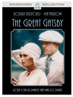 "Gatsby Inspired Mothers Day Gift:  ""The Great Gatsby"" (Widescreen Edition) DVD at Amazon"