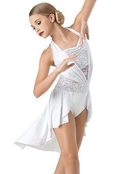 JAZZ  DANCE COSTUME TAP ARTSTONE BLACK FRINGE JUMPSUIT PAGEANT SKATE FURY