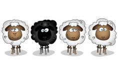 Das schwarze Schaf (in der Familie) sein