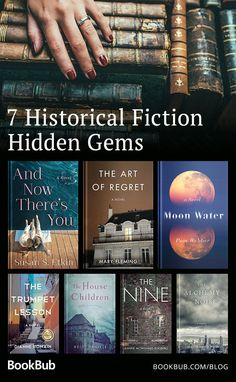 7 Hidden Gems of Historical Fiction That Your Book Club Shouldn't Miss If you're looking for your next book club pick, we found seven historical fiction books that are perfect to entertain, discuss, and obsess over! Best Books To Read, I Love Books, Good Books, My Books, Teen Books, Book To Read, Book Suggestions, Book Recommendations, Reading Rainbow