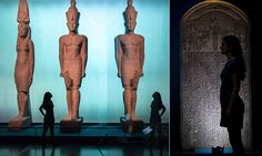 Lost cities: Ancient Egyptian wonder on show at British Museum
