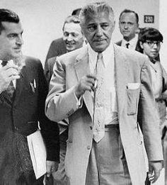 Frank Valenti:  Founder and first Boss of the Rochester Crime Family.