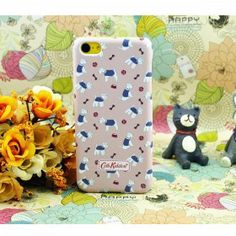 Cath Kidston Mini Stanley iPhone Case for iPhone 5C - Pink