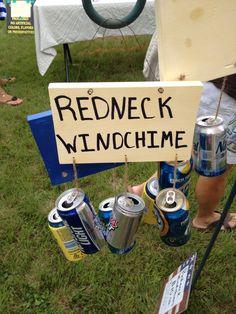 Rednecks. Lol.