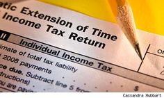 Filing an Income Tax Extension.