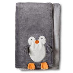 Circo™ Character Baby Blanket - Holiday Penguin