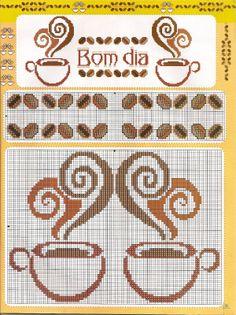 Ponto Cruz xicara de cafe