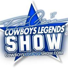 Drew Pearson Dallas Cowboys | Drew Pearsons Cowboys Legends Show in Arlington, TX - Nov 2, 2013 1:00 ...