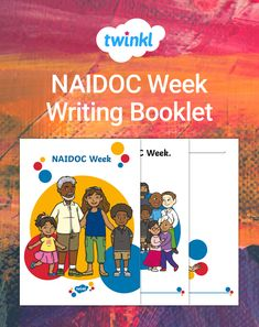 Students will enjoy using this beautifully illustrated writing booklet to record all the activities they get involved in during NAIDOC Week. Students can complete the sentence starter before drawing their own illustrations of about the things they saw, heard, smelled, tasted and liked the most during NAIDOC Week. A great way for students to reflect on the week and to share with family at home.