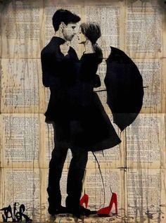 Art by Loui Jover