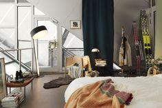 #nightat #holmenkollen #airbnb #Oslo #skijump #JDS #jdsarchitects #jdsa #norwegiandesign #rooftop