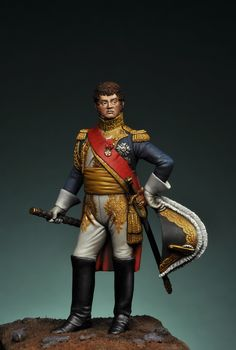 Soult, 1st version, D.Ipperti Lead Soldiers, Toy Soldiers, Etat Major, Empire, Field Marshal, Military Figures, Military Modelling, Napoleonic Wars, Figure Model