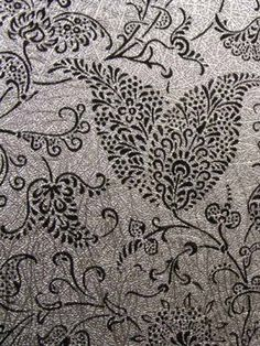Metallic Paisley Wallpaper from AmericanBlinds.com