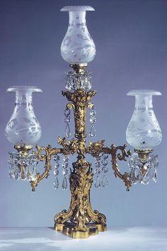 Gas Lamp    America, 1855    The Metropolitan Museum of Art