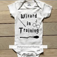 3101a04b6 9 Best Harry Potter onesie images   Harry potter baby clothes, Kid ...