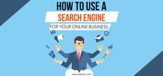 How To Use A Search Engine To Your Advantage  Becomes part of your site via that online search engine