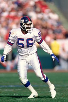 LB Lawrence Taylor - New York Giants -Rookie Season-